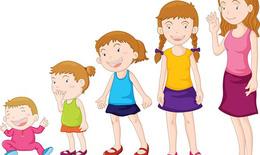 Hai giai đoạn vàng phát triển chiều cao của trẻ