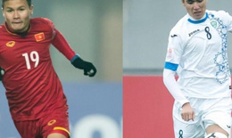 5 điểm nóng quyết định thành bại trận Việt Nam vs Uzbekistan