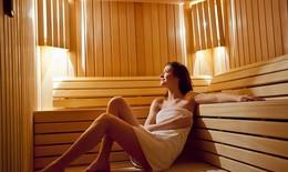 Xông hơi thường xuyên làm giảm nguy cơ đột quỵ