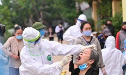 Hà Nội: Rà soát được 21.000 người đi về từ Đà Nẵng