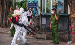 Các địa điểm ở Hà Nội bệnh nhân 76 tuổi mắc COVID-19 đã tới