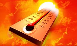 Đề phòng sốc nhiệt do nắng nóng