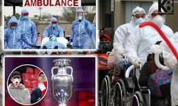 WHO lo ngại Euro 2021 làm lây lan dịch COVID-19