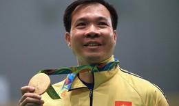 Nguyễn Thị Ánh Viên và Hoàng Xuân Vinh nhận vé mời dự Olympic Tokyo
