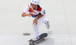 Vô địch trượt ván trẻ tuổi nhất lịch sử