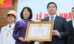 BV Đại học Y Dược TP.HCM nhận Huân chương Lao động hạng 1