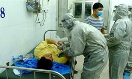 Sức khỏe hai cha con nhiễm nCoV điều trị tại BV Chợ Rẫy tiến triển tốt