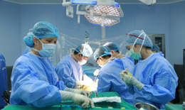 BV Trung ương Quân đội 108: 41 bệnh nhân được hồi sinh nhờ ghép gan