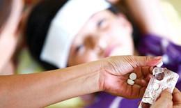 Các thuốc có thể và không thể dùng để hạ sốt trong sốt xuất huyết