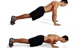 Dự báo nguy cơ tim mạch qua khả năng chống đẩy của nam giới