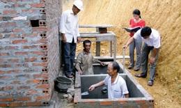 Cao Bằng: Đẩy mạnh các hoạt động cải thiện vệ sinh và nước sạch nông thôn
