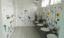 Chung tay giúp trẻ em có nhà vệ sinh an toàn