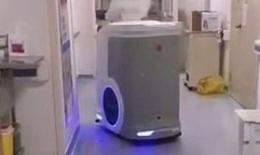 Trung Quốc sử dụng robot để khử trùng và chăm sóc bệnh nhân nhiễm nCoV
