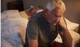 Mất ngủ làm nặng thêm bệnh trầm cảm ở người cao tuổi