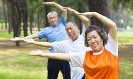 Thói quen tập thể dục là chìa khóa để đo tuổi thọ của người cao niên