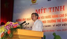Hưng Yên: Tích cực triển khai sâu rộng nhiều phong trào vệ sinh phòng bệnh