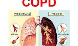 Thuốc hít  giúp điều trị duy trì COPD