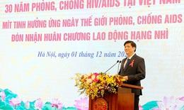 Việt Nam tự tin tiến tới chấm dứt dịch bệnh AIDS vào năm 2030