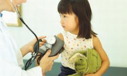 Trẻ em sống trong vùng ô nhiễm không khí, cần kiểm tra huyết áp