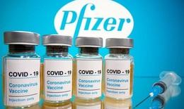 Mỹ cấp phép vaccine Pfizer-BioNTech COVID-19 sử dụng cho trẻ em