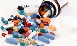 Cảnh giác với biến cố bất lợi nghiêm trọng của kháng sinh nhóm quinolon, fluoroquinolon