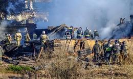 Nga: Cháy lớn ở bệnh viện tâm thần, ít nhất 23 người chết