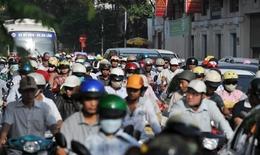 Sở GTVT Hà Nội: Sẽ cấm xe máy không phân biệt ngoại tỉnh