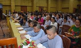Gần 500 người đăng ký hiến tạng, xác tại chùa Giác Ngộ
