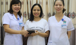 Nhân viên y tế nhặt được hơn 5 triệu đồng trả lại cho người nhà bệnh nhân