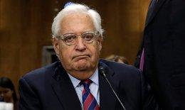 Sự phản ứng của Palestine đối với Mỹ về quyền sáp nhập lãnh thổ của Israel