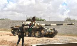 Mỹ ủng hộ lệnh ngừng bắn do LHQ bảo trợ tại Libya