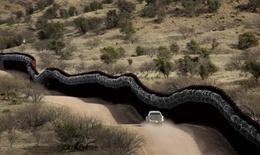 Tổng thống Biden tái khởi động bức tường biên giới với Mexico