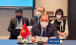 SOM DOC - 19: ASEAN và Trung Quốc cam kết thực hiện nghiêm túc, thiện chí DOC