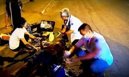 Chuyên gia 115 hướng dẫn cách sơ cứu các tai nạn trong nghỉ lễ