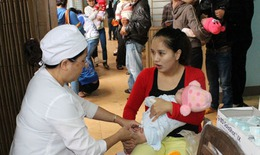 Bộ Y tế: Có đủ 8 loại vắc xin phòng bệnh cho tiêm chủng mở rộng và tiêm chủng dịch vụ