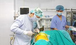 Phẫu thuật thành công trường hợp kén phế quản với tổn thương phức tạp
