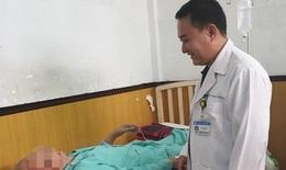 Đau bụng, ăn uống kém cụ ông 88 tuổi bị phình mạch máu hiếm gặp