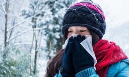 Bác sĩ chỉ cách chăm sóc khi mắc cảm cúm mùa lạnh nhanh khỏi