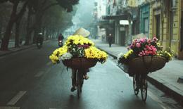 Thời tiết ngày Valentine: Hà Nội sáng mưa phùn, Sài Gòn nóng 36 độ C