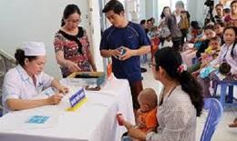 Lời khuyên cho trẻ mắc bệnh tim bẩm sinh khi tiêm phòng vắc-xin