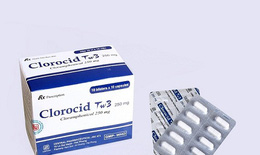 Phát hiện và xử lý thuốc giả Clorocid Tw3 250mg