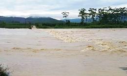 Bão số 2 suy yếu thành áp thấp nhiệt đới, nhiều nơi mưa rất to