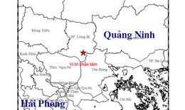 Động đất 3,2 độ richter tại Quảng Ninh