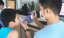 Bác sĩ hướng dẫn cách xử trí cơn hen phế quản tại nhà cho trẻ