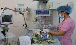 Nuôi dưỡng thành công trẻ sinh non, mắc bệnh lý tim bẩm sinh nặng