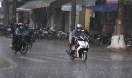 Bắc Bộ tiếp tục mưa to, đợt không khí lạnh mạnh đang về