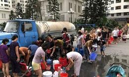 Công ty nước sạch sông Đà chính thức xin lỗi người dân sau sự cố nước nhiễm dầu