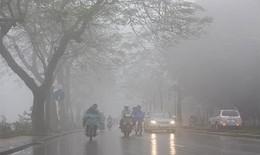 Thời tiết mùng 5 Tết, Hà Nội mưa vài nơi, trời rét đậm