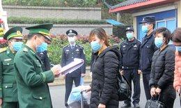 Lạng Sơn chuẩn bị 3 khu cách ly để đón người Việt trở về từ Trung Quốc
