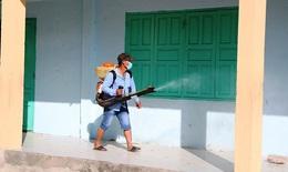Hà Nội phun khử khuẩn lần 2 tại các trường học, cơ sở giáo dục
